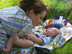 Infant with Difficulty Breastfeeding Helped with Chiropractic