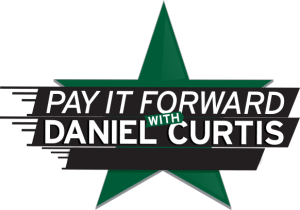 Pay It Forward with Daniel Curtis | Austin Chiropractic & Acupuncture Clinic