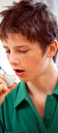 Asthma Inhalers Can Stunt Child Growth | Austin Asthma Chiropractor Doctor