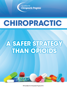 Chiropractic - A Safer Strategy Than Opioids - AUSTIN TX CHIROPRACTOR BEST REVIEWS